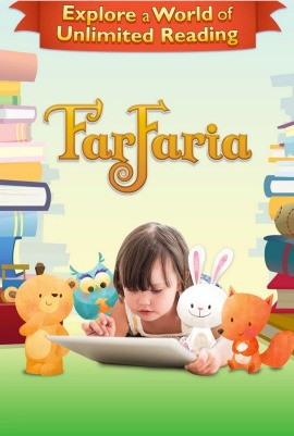 FarFaria Brings Hundreds Of Children's Books To Android