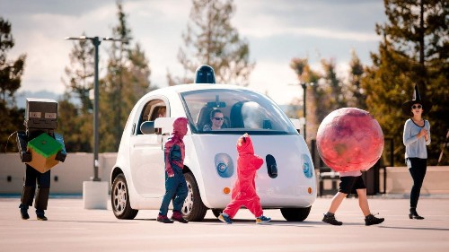 Google has reportedly stopped developing its own self-driving car