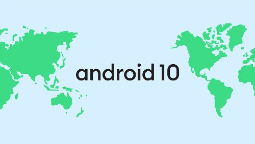Google releases Android 10