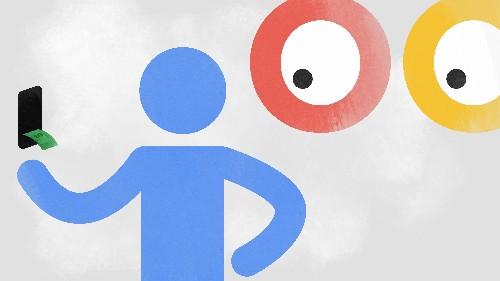 Google's also peddling a data collector through Apple's back door