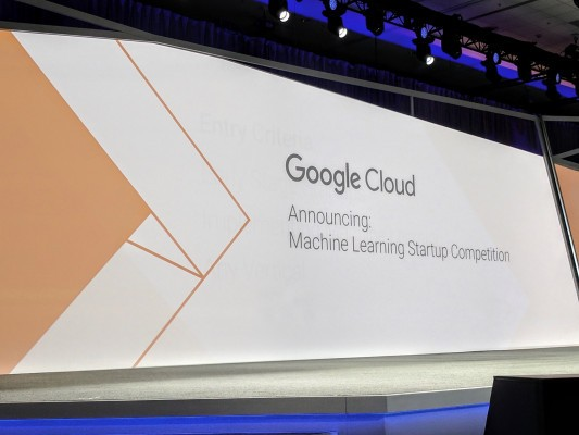 Google partners with VCs to host its own machine learning startup competition – TechCrunch