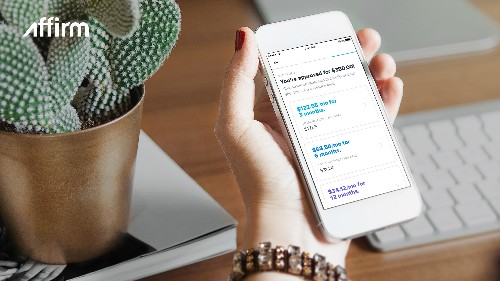 Affirm launches app to break purchases into monthly payments