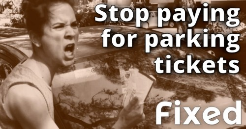 Hate Parking Tickets? Fixed Fights Them In Court For You