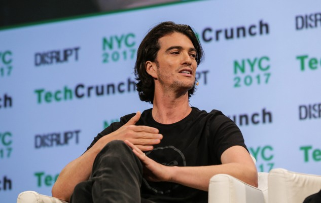 WeWork's Adam Neumann on how to hit $1B in revenue with a careful balance