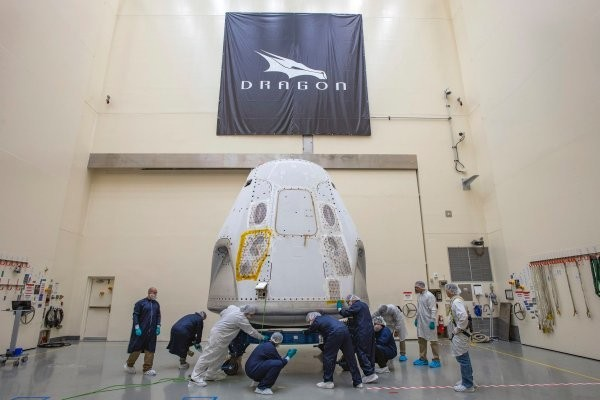 SpaceX's Crew Dragon is now in Florida to prep for its first flight with astronauts onboard – TechCrunch
