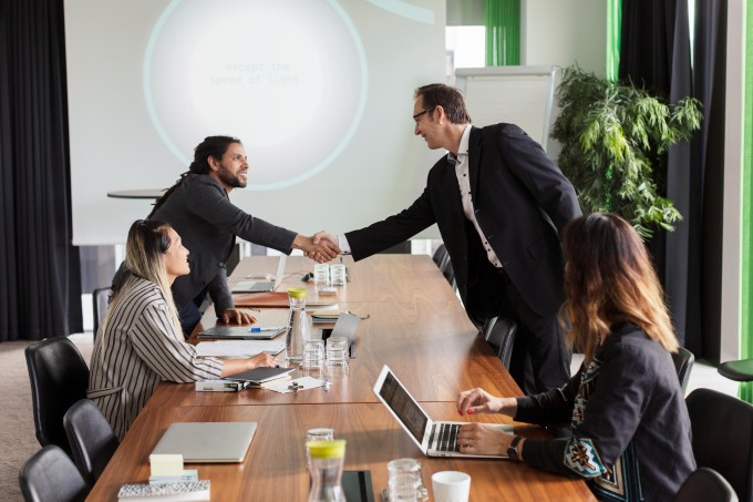 Translating startup-speak for the corporate buyer
