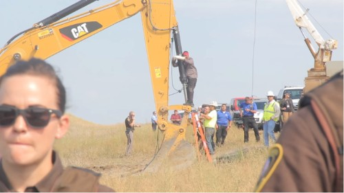 Multi-media journalists face jail time after reporting on North Dakota pipeline protest