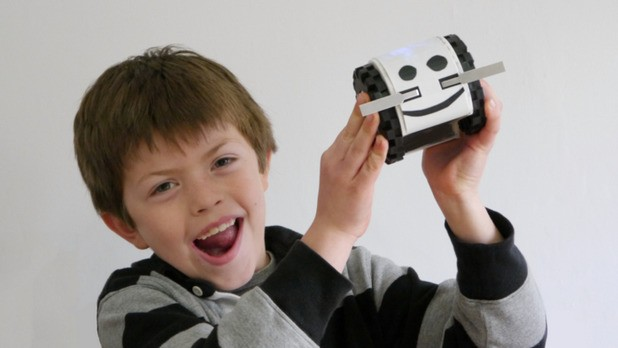 Robotiky Is (Yet) Another Cute Way To Teach Kids Coding Using Robots