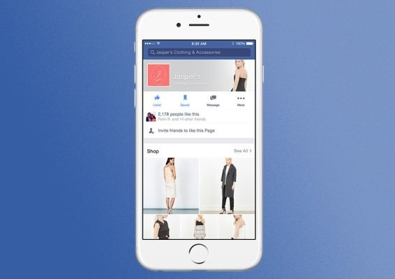 Facebook Adds Buy Button Integration As It Continues To Reinvent Pages