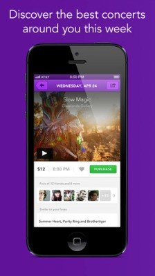 Concert App Jukely Rallies Groups of Friends, Then Sells Them Tickets