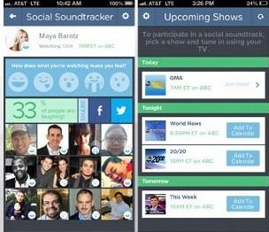 The New Laugh Track? ABC News' Social Soundtracker App Translates User Sentiment Into Sound