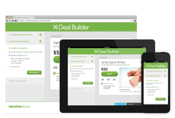 Groupon Doubles Down On Its DIY Deal Builder, Racks Up 25k Offers