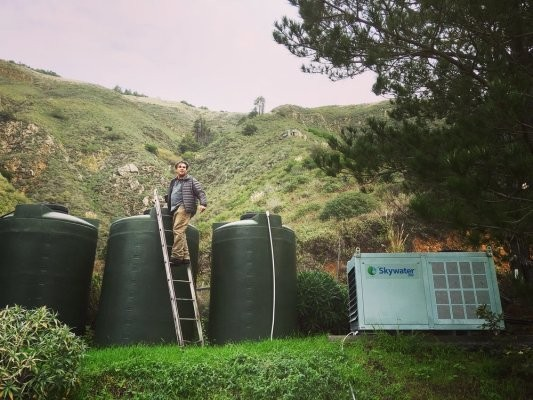 Water Abundance Xprize's $1.5M winner shows how to source fresh water from the air