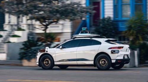 Inside the next-gen tech on Waymo's self-driving Jaguar I-Pace – TechCrunch