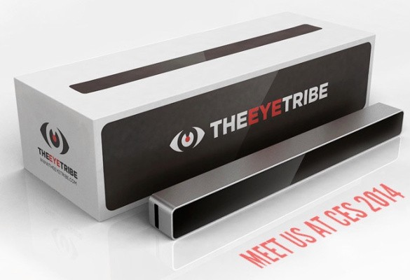 The Eye Tribe Says It's Shipping Its First $99 Eye-Tracking Units, Raises Another $1M