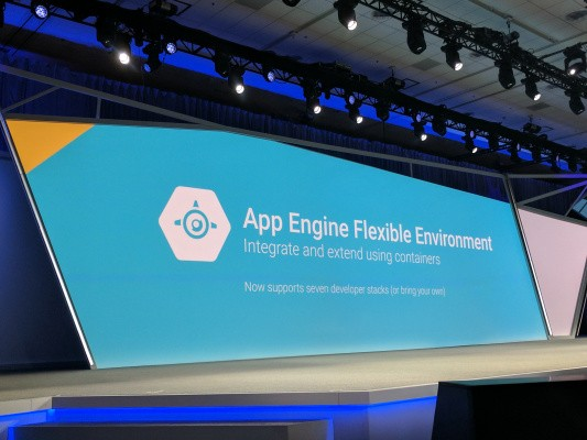 New version of Google App Engine supports all programming languages
