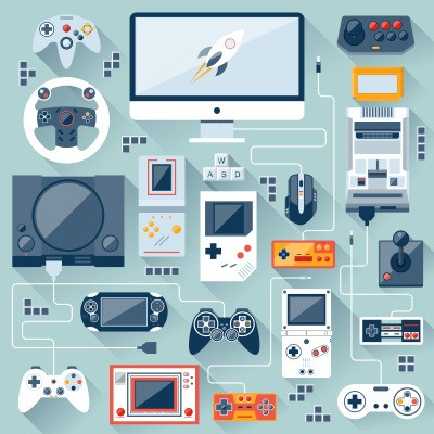 The History Of Gaming: An Evolving Community