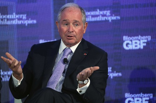 Finding sustainable success with Blackstone CEO Stephen Schwarzman