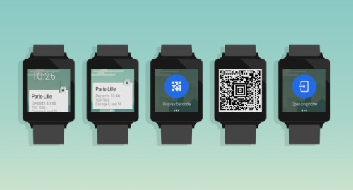 Here's One Of The First Useful Android Wear Smartwatch Apps