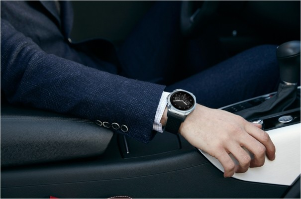 LG's New Smartwatch Will Support LTE But Won't Run Android Wear