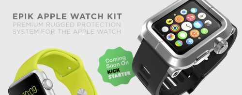 Would You Buy A Rugged Case Kit For The Apple Watch?