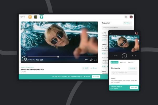 Special raises $2.26M to build a subscription platform for online creators