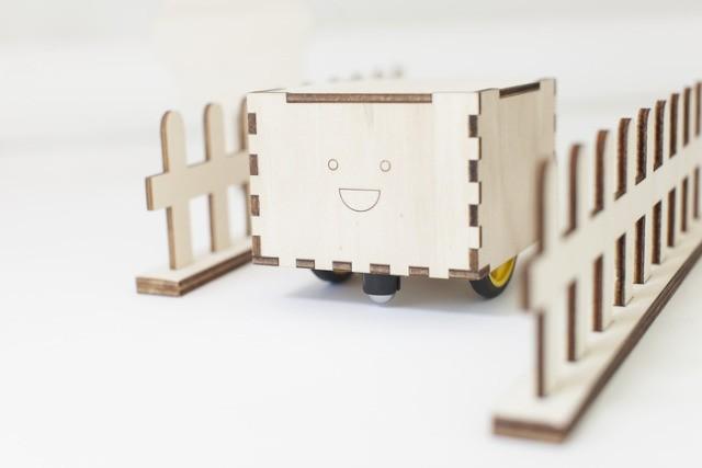 Primo Is An Arduino Robot That Teaches Kids Programming Logic Through Play
