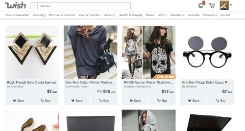 Sources: DST Global Led Mobile Shopping App Wish's $500M Round