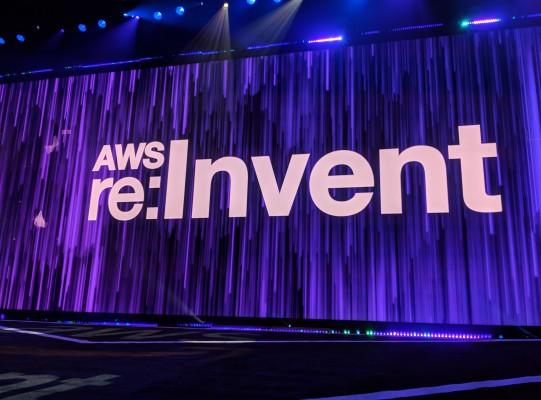 AWS announces a serverless database service