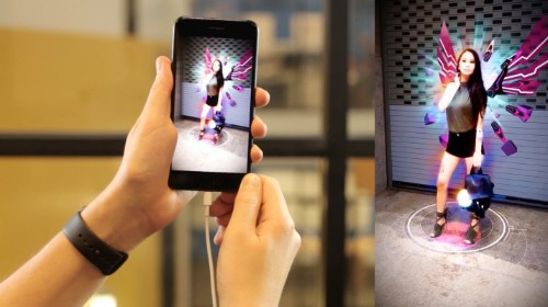 Fyusion is bringing 3D vision technologies to a device near you