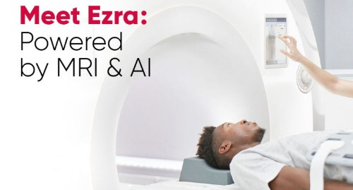 Ezra raises $4M to diagnose cancer with MRIs, not painful biopsies