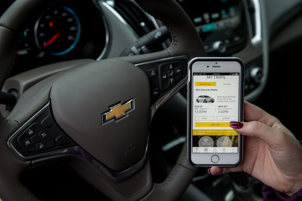 Maven expands car-sharing network to L.A.