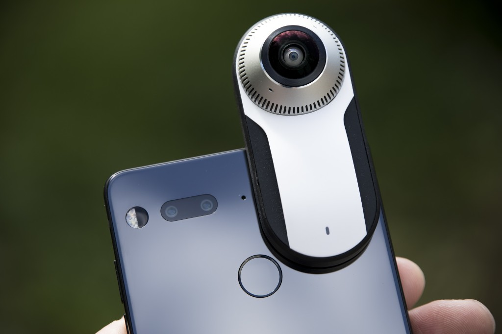 Essential Phone 1YL - Cover