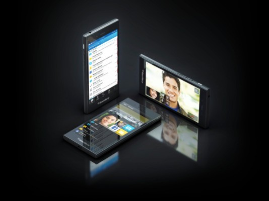 BlackBerry Introduces The Z3, Its First Foxconn Phone, And The Q20 QWERTY Handset