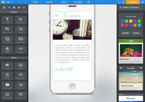 With Over 15M Sites Built, Weebly Launches New Planner And Mobile Editor, Brings Website Creation Service To Android