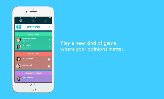 Personality Test App Knozen Asks You Seemingly Random Questions About Your Friends