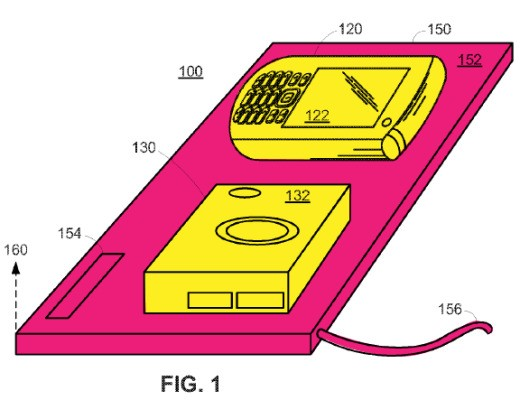 Apple Patents Induction Charging With Orientation-Based Action Triggers