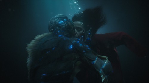 How visual effects studio Mr. X helped create 'The Shape of Water' and its lovable merman