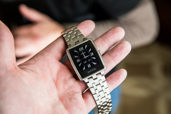 Pebble Reveals The Pebble Steel For $249 Shipping Jan. 28; App Store Coming Soon