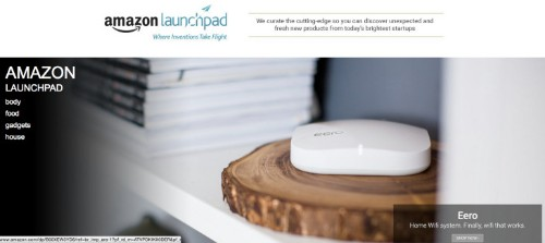 Amazon Takes On Product Hunt, Shopify With Launchpad, An All-In-One Marketing And Sales Portal