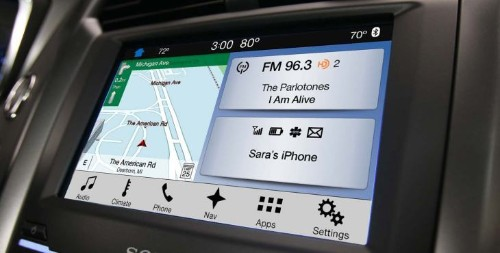 Ford's AppLink Will Soon Support Third-Party Navigation Apps