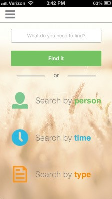 FindIt Launches A Universal Search App For iPhone With A Visual Twist