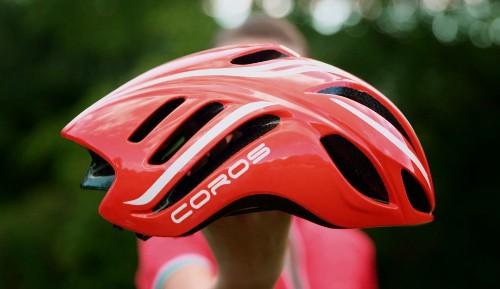 The Coros LINX is a smart bike helmet that makes sense
