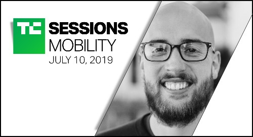 Voyage CEO Oliver Cameron at TC Sessions: Mobility on July 10