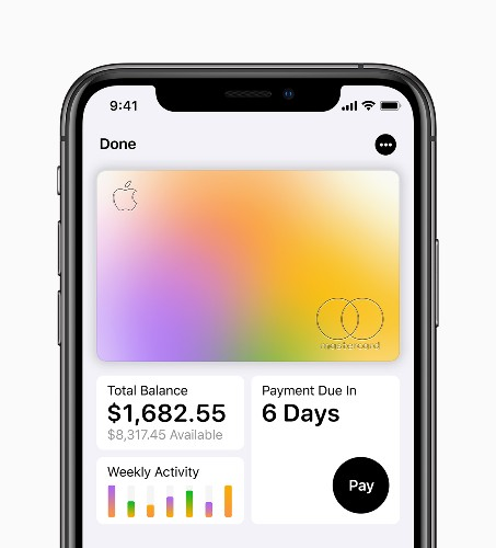 Daily Crunch: Apple Card launches in the U.S.