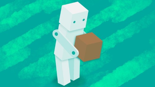 Will Robots Save The Future Of Work?