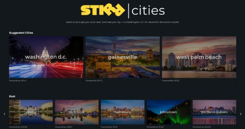 TV broadcaster Sinclair launches STIRR, a free streaming service with local news and sports