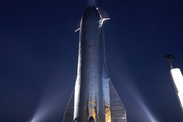SpaceX gets FAA permission to fly its Starship spacecraft prototype