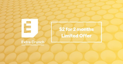 Get 2 months of Extra Crunch for $2