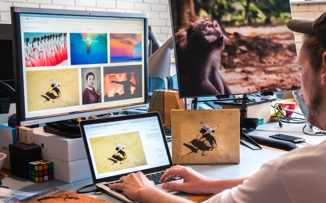 Picfair gives every photographer on its marketplace their own store